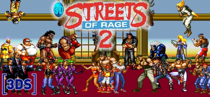 3D Streets of Rage II Review | Perfect handheld nostalgia