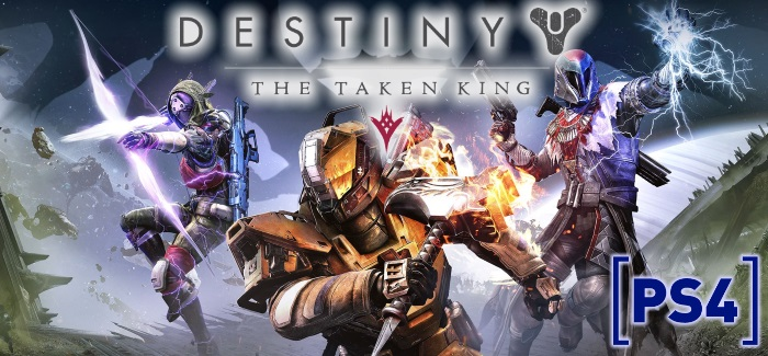 Destiny: The Taken King Review | Bungie's royal pardon