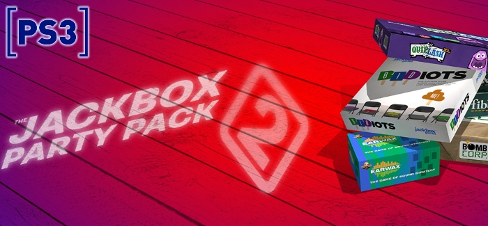 The Jackbox Party Pack 2 Review | Assorted party merriment