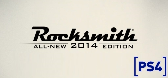 Rocksmith 2014 Edition PS4 Review