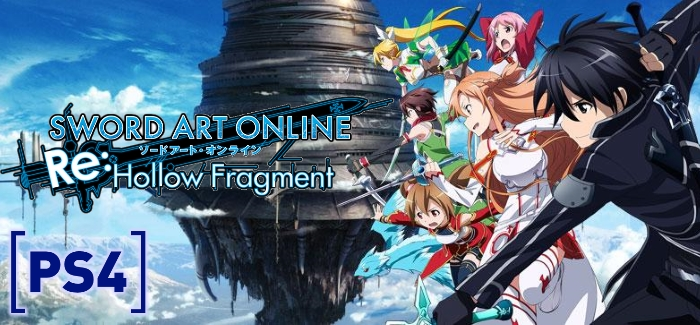 Sword Art Online Re: Hollow Fragment Review | A switch too far