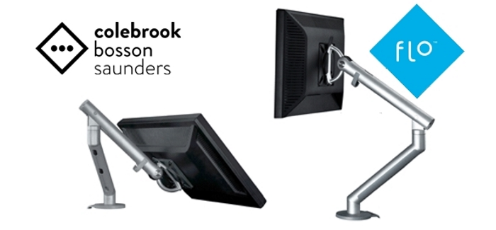 Colebrook Bosson Saunders Flo Monitor Arm Mount Review