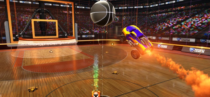 The joys of Rocket League Hoops & evergreen gameplay