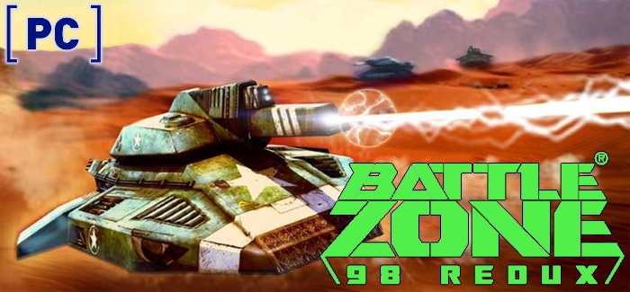 Battlezone '98 Redux Review | Blast from the past