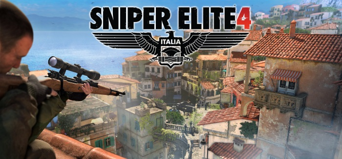 Sniper Elite 4 Hands-on Preview | War journal of a terrible sniper