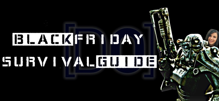 Black Friday UK 2016 | Carl's helpful guide on navigating this year's video game deals