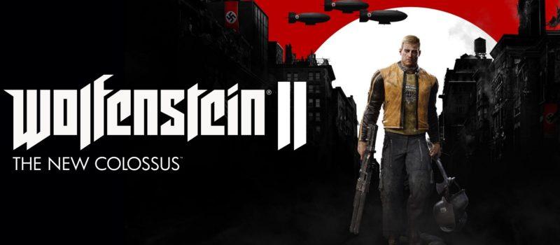 Wolfenstein II: The New Colossus Review |  Nazi-Stomping Simulator 2017